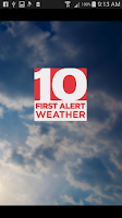 Screenshot of WIS News 10 FirstAlert Weather