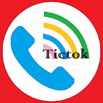 Tictokcall - Free International Call and Chat icon