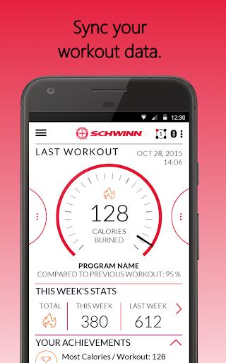 Schwinn Trainer screenshot 1