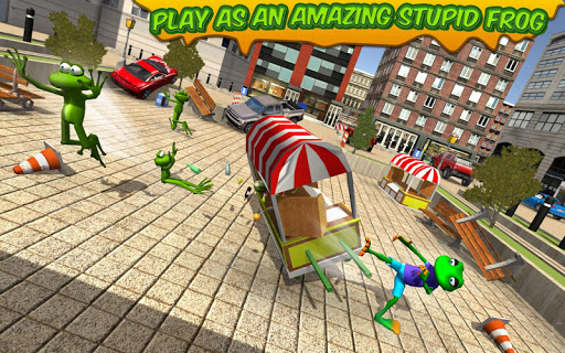 Stupid Frog Rampage 3D for PC