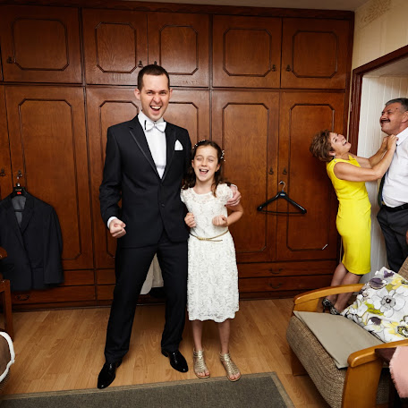 Wedding photographer Tomasz Ogorzały (TomaszOgorzaly). Photo of 01.12.2016