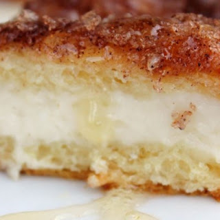 Sopapilla Cheesecake Pie.