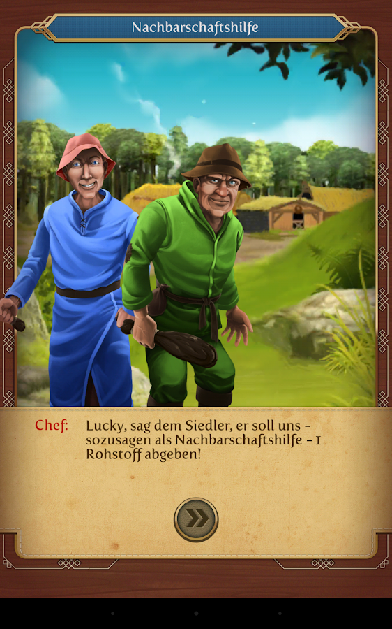 "Catan - ""Play it smart"" Räuber- screenshot"