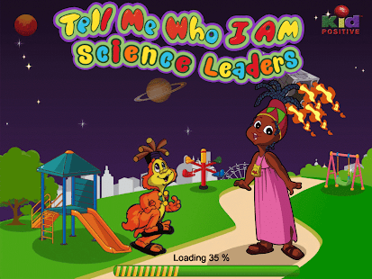 TellMeWhoIAm Science Leaders- screenshot thumbnail