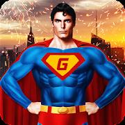Game Flying Grand Superhero Robot Rescue 2018 APK for Windows Phone