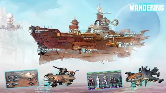 Ark of War: Galaxy Pirate Fleet MOD (Unlimited Money) 4