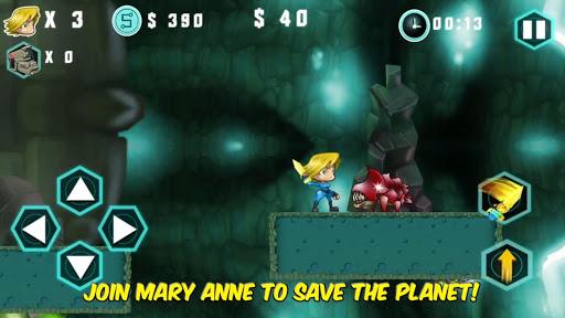 超級瑪麗安妮