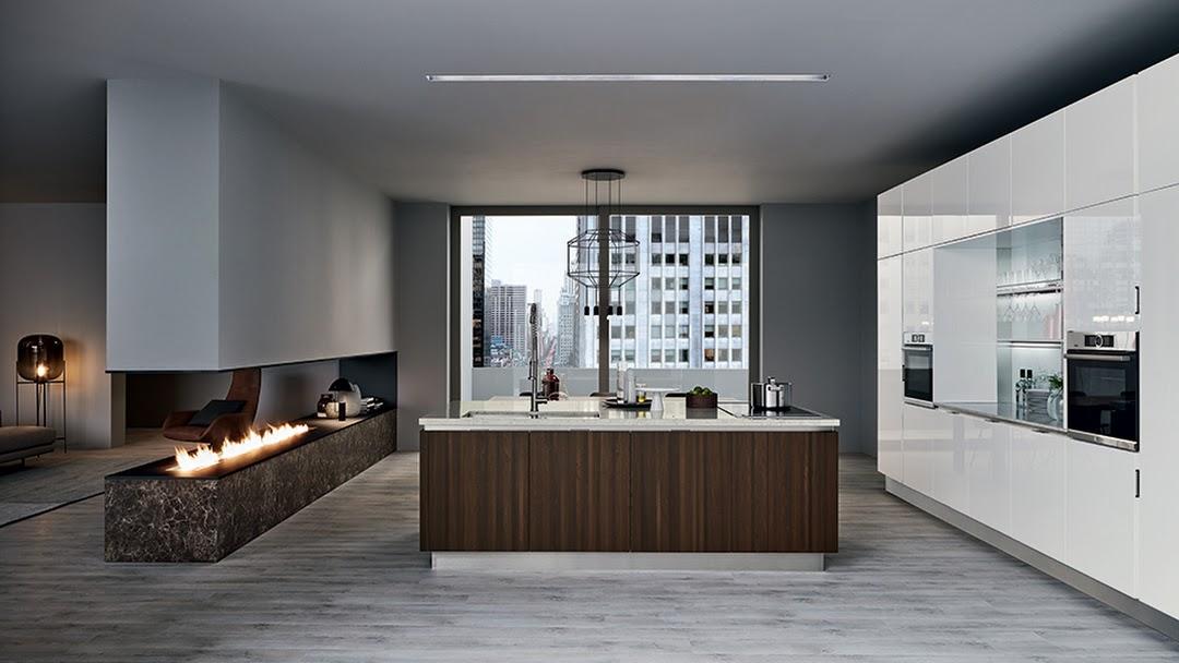 Veneta Cucine Coral Gables - Modern & classic kitchen and furniture ...