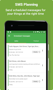 Magic SMS Pro – Smart Auto Reply and Scheduled SMS v1.1.3 [Paid] 3