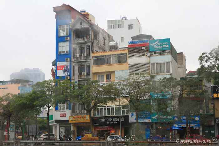 Архитектура Ханоя