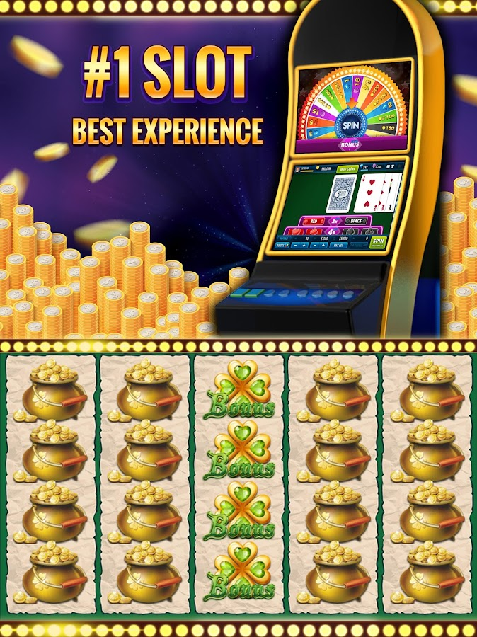 St.Patrick Free Slot Machine- screenshot