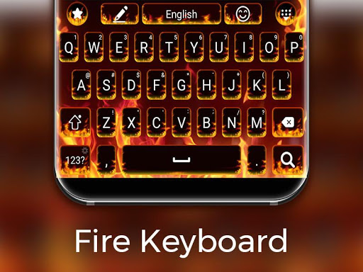 Fire Keyboard 1.0.19 screenshots 3
