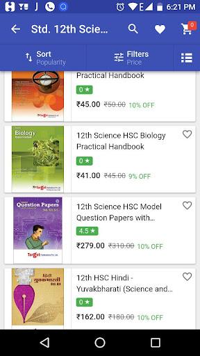 Target Publications 1.0.4 screenshots 2