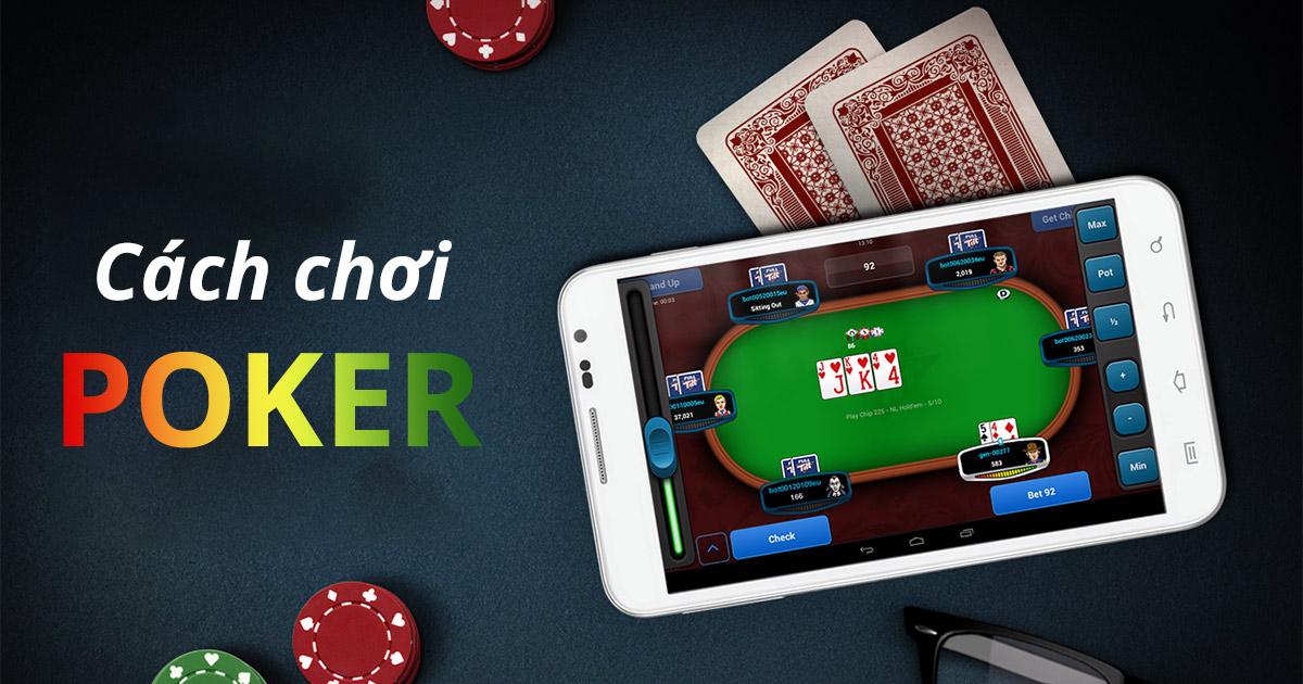 Người chơi cần phải nắm rõ luật khi chơi Poker online