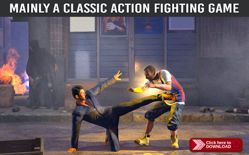 Kung Fu Street Fight: Epic Battle Fighting Games 1.1 screenshots 2