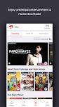 screenshot of Airtel Thanks - Recharge, Bill Pay, Bank, Play, TV