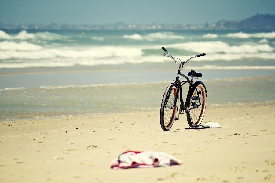 by Natasa Bencic - Transportation Bicycles