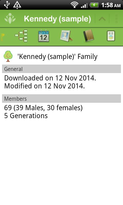 Family Tree Maker - FamilyGTG Screenshot 7