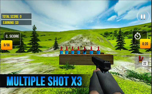 Real Shooting 3D 2020 apkpoly screenshots 4