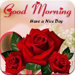 Good Morning Gif Icon