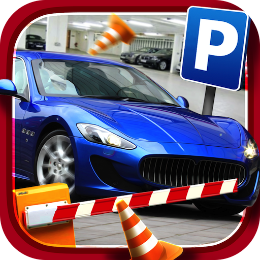 Multi Level Car Parking Game 2 Icon
