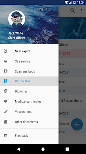 SeaDocs Manager - App for Mariners & Maritime - náhled