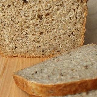 Sauerkraut-Rye Bread.