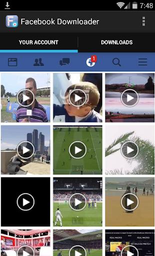 Fast Facebook TubeDownloader