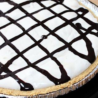 Cream Cheese-Peanut Butter Pie.