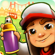 Download Game Subway Surfers [Mod: a lot of money / Unlocked] APK Mod Free