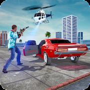 جريمة سيارة شارع سائق: رجل عصابة ألعاب