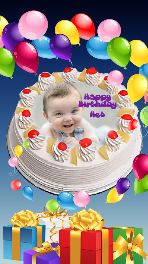 Birthday Cake Pic With Name Monika : Name Photo on Birthday Cake - Android Apps on Google Play