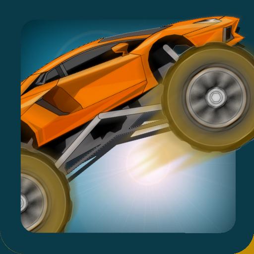 賽車越野 賽車遊戲 LOGO-玩APPs