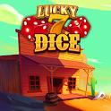 Cowboy Town Lucky 7 Dice icon