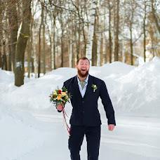 Wedding photographer Andrey Zakharischev (Fotosahar). Photo of 11.03.2017