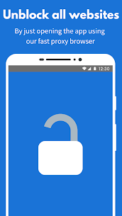 Proxynel: Unblock Websites Free VPN Proxy Browser App Download For Android 1