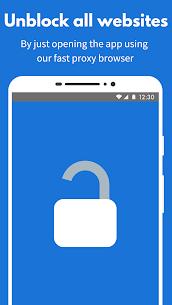 Proxynel: Unblock Websites Free VPN Proxy Browser 1