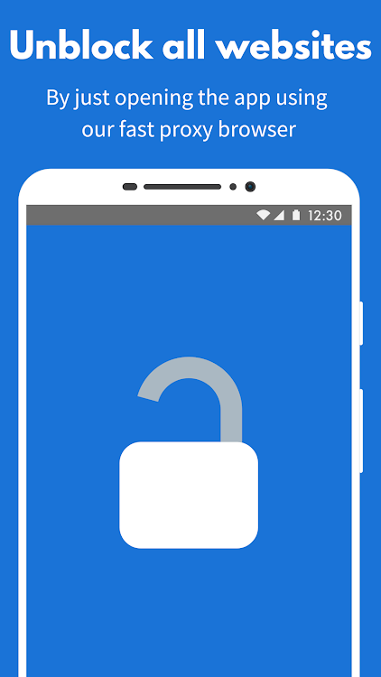 Proxynel: Unblock Websites Free VPN Proxy Browser – (Android