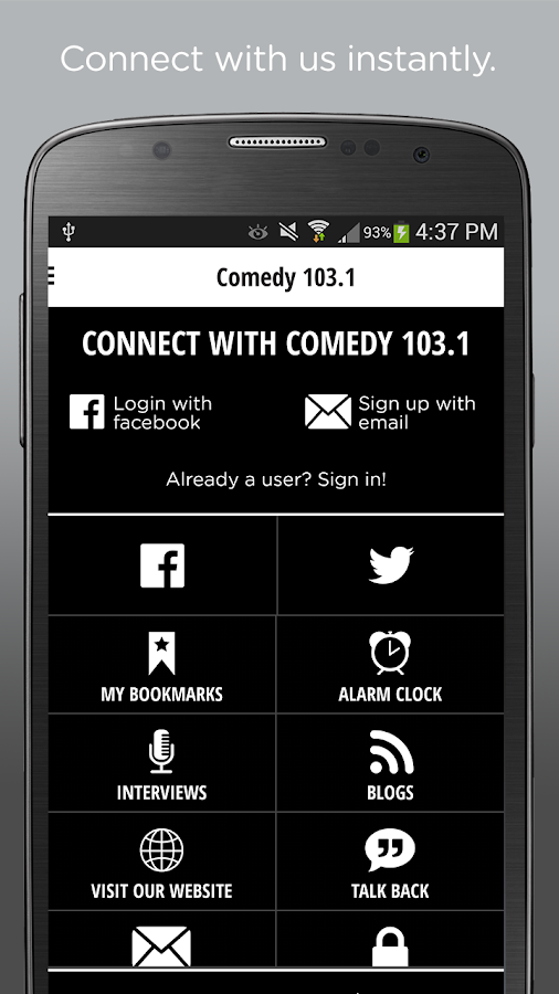 Comedy 1031 – 24/7 Comedy- screenshot