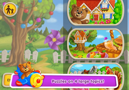 Preschool games for kids - Educational puzzles android2mod screenshots 11