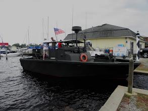 Photo: PBR boat used in Vietnam