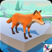 Fox Simulator Fantasy Jungle: Animal Family Games