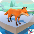 Fox Simulator Fantasy Jungle: Animal Family Games APK