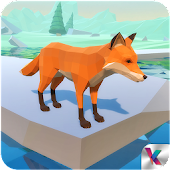 Fox Simulator Fantasy Jungle