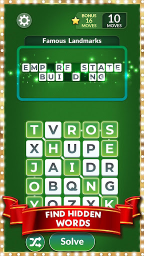 Word Search: Guess The Phrase! screenshots 4