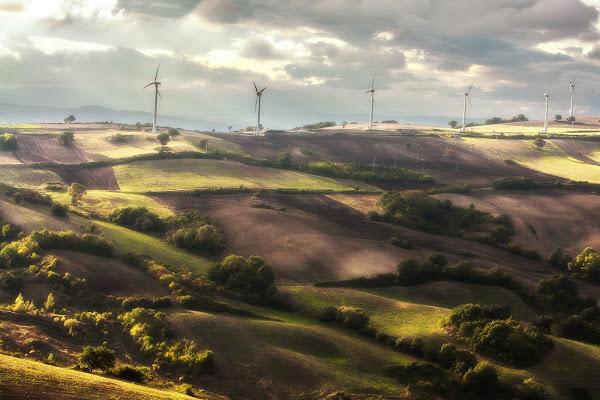 Energia verde di prometeo