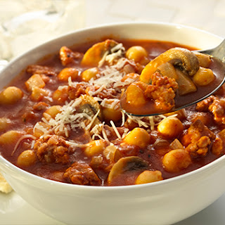 Milan Chickpea Soup