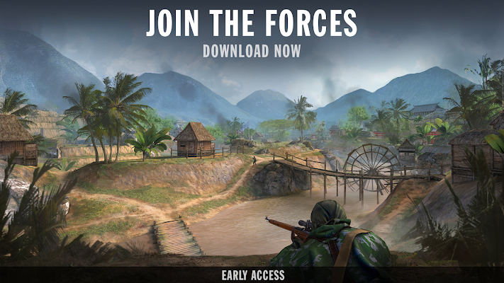 Forces of Freedom Screenshot Image