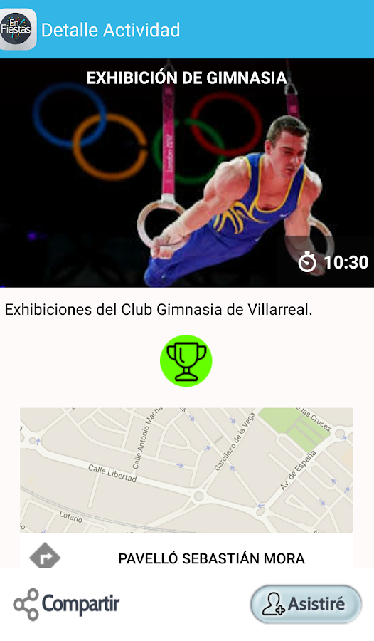 En fiestas- screenshot