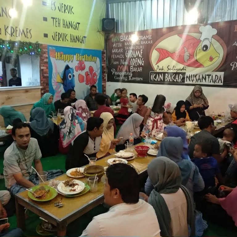 Ikan Bakar Nusantara Restoran Malaysia